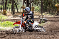 Dirt Bikes @ Frankston City Motorcycle Track SUN 11 December 2016 (1344)