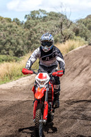 Dirt Bikes @ Frankston City Motorcycle Track SUN 11 December 2016 (1330)