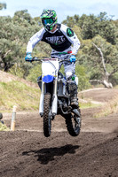 Dirt Bikes @ Frankston City Motorcycle Track SUN 11 December 2016 (1318)