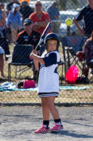 Berwisk Braves Softball  Club Finals Under 13 Girls  22 March 2015 (1334)-2