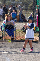 Berwisk Braves Softball  Club Finals Under 13 Girls  22 March 2015 (1330)