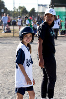 Berwisk Braves Softball  Club Finals Under 13 Girls  22 March 2015 (1327)