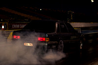 Fast Friday Street Meet Drag Racing @ Calder Park Raceway  FRI 18 Sept 2015  (31011)  DDQ762