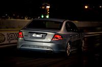 Fast Friday Street Meet Drag Racing @ Calder Park Raceway  FRI 18 Sept 2015  (31020)  ZAE108