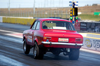 ANDRA Street Outlaws Drag Racing Quals Rnd 5 @ Calder Park 24 September 2014 (23823)  PRO STREET AUTOMOTIVE