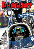 Dragway Magazine Issue #8 - Cover