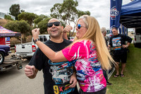 ANDRA Drag Racing Finals in Adelaide @ AIR   31 March 2017  (8011)  ZAPPIA RACING TD 846 CREW