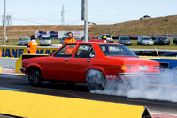 ANDRA Street Outlaws Drag Racing Quals Rnd 5 @ Calder Park 24 September 2014 (23811)  TTJ432