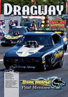 Dragway Cover Issue #9