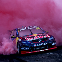Summernats 29 SUNDAY 9 Jan 16  BDMP1329-2  JAMIE WHINCUP BURNOUT
