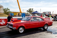 ANDRA Drag Racing Finals in Adelaide @ AIR  SAT 9 April 2016  (1032)  CERAVOLO BROS  SST 296