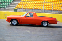 ANDRA Street Outlaws Drag Racing Quals Rnd 5 @ Calder Park 24 September 2014 (23822)  YAY117
