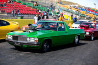 ANDRA Street Outlaws Drag Racing Quals Rnd 5 @ Calder Park 24 September 2014 (23813)  TUFUTE