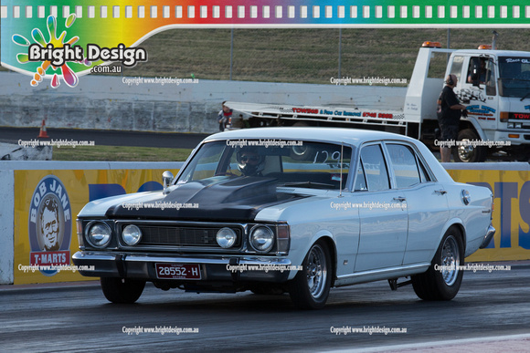 ANDRA Street Outlaws Drag Racing Quals Rnd 9 @ Calder Park  19 December 2014  (27486)  28552H