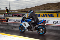 Fast Friday @ Calder Park Drag Racing  FRIDAY 24 Feb 2017  (77617)  102XX  BIKE