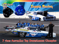 John Zappia Racing Photography Art n Design by Bright Design wm