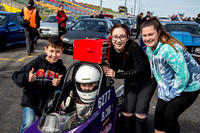 Sunday Funday Off Street Drag Racing @ Calder Park Drag Racing Sun 28 August 2016  (57556)  6277 HOLLY CAMILLERI CREW