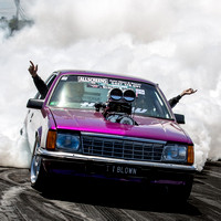 Summernats 29 SUNDAY 9 Jan 16  BDMP1564  IBLOWN BURNOUT