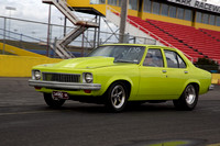 ANDRA Street Outlaws Drag Racing Qualifiers Rnd 3 @ Calder Park  SUN 24 Aug 2014   (21222)  34982H