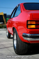 CA999 Red Holden Hatch Torana Custom Paintworks by Bright Design Custom Body n Paint 2 (1)