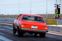 ANDRA Street Outlaws Drag Racing Quals Rnd 5 @ Calder Park 24 September 2014 (23819)   TTJ432