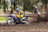 Dirt Bikes @ Frankston City Motorcycle Track SUN 11 December 2016 (1343)