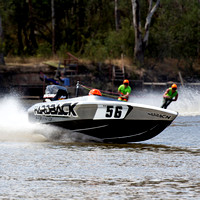 Boats & Ski Racing - Barry Beehag Ski Race @ Torrumburry 16 Nov 2013