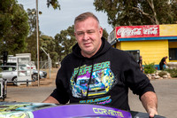 ANDRA Drag Racing Finals in Adelaide @ AIR   31 March 2017  (8002)  ROB TAYLOR  1670 MAD PROFESSOR CREW